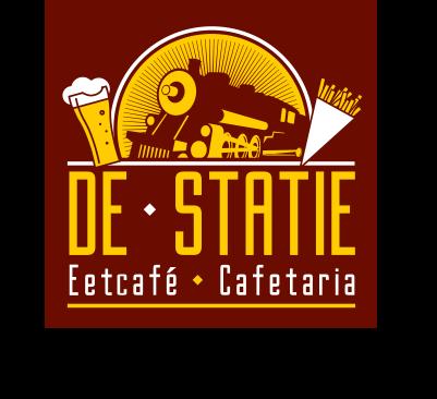 De Statie Cafetaria Alphen Logo